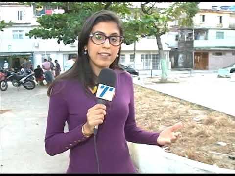 [JORNAL DA TRIBUNA] Moradores denunciam abandono de praça, em Jardim Brasil II, Olinda