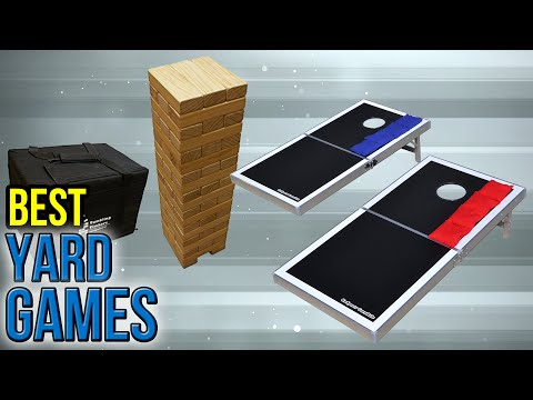 10 Best Yard Games 2017