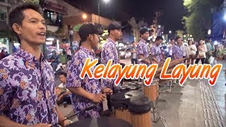 Lagu religi Kelayung layung Kereta Jawa oleh Bugie, musik by carehal angklung malioboro jogja. lagu Kereto Jowo juga dipopulerkan oleh MISTIS dengan versi metal gotic.