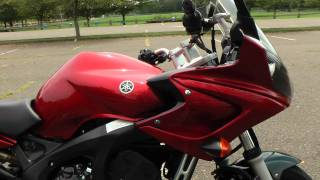 3. 2006 FZ6 Review