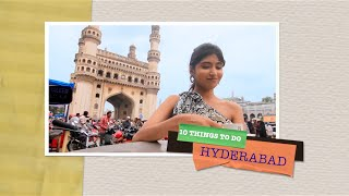 Hyderabad India  City new picture : 10 Things to do-Hyderabad, India.