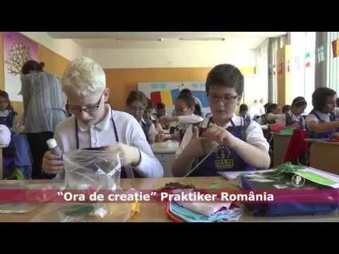 """""""Ora de creație"""" Praktiker România"""