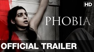 'Phobia' Trailer: Fear out, fear in