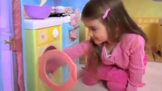 Детский игрушечный домик