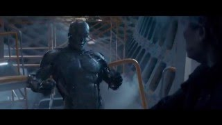 Video Terminator Genisys: Pops vs T-3000 MP3, 3GP, MP4, WEBM, AVI, FLV Januari 2019