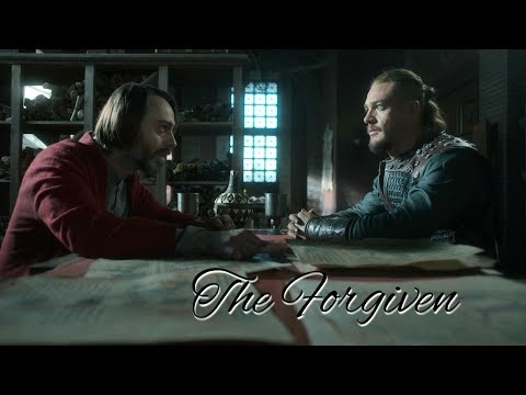 Uhtred of Bebbanburg & King Alfred   The Forgiven   The Last Kingdom
