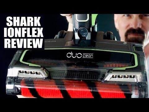 Shark IonFlex Review: First Look!