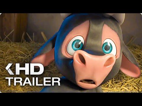 Ferdinand ALL Trailer & Clips (2017)