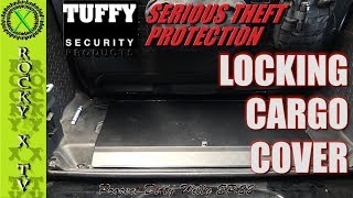 Patreon - https://www.patreon.com/rockyxtvFacebook - https://www.facebook.com/rockyxtv/Tuffy Locking Cubby Cover -  https://www.extremeterrain.com/tuffy-locking-cubby-cover-jk-14301.htmlIn this episode I show you how to and kind of how not to install the Tuffy Locking Cubby Cover for the 07-17 Jeep JK. I hope you enjoy the video!Camera - Sony FDR-AX33 4K HandyCamMicrophone - Saramonic SR-WM4C Wireless Microphone SystemMixer - Saramonic SR-AX100 Audio MixerTripod - Ravelli AVTP Pro Video Tripod with Fluid Drag HeadLighting - LimoStudioEditing - Adobe Premiere ProProject Dirty Willy - 2015 Jeep Wrangler Willys Wheeler---Mailing Address---Rocky X TVP.O. Box 1437Grove City, OH 43123-1437