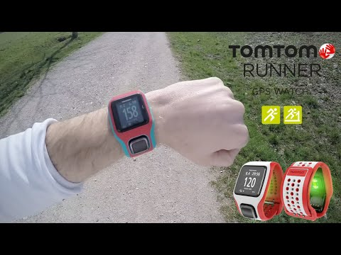 Orologio per correre: Tom Tom Runner Cardio - prova smartwatch