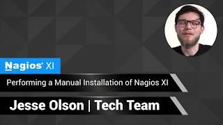 How to Manually Install Nagios XI