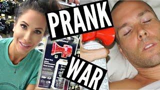 PRANK WAR by Channon Rose