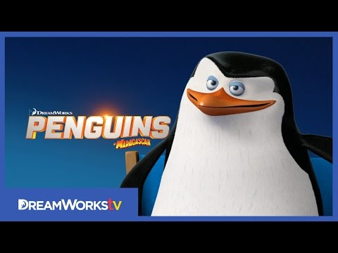 Penguins of Madagascar (Clip 'Meet Skipper')