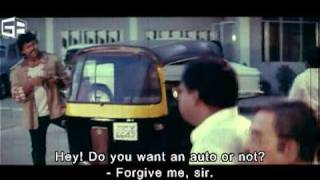 Megastar Chiranjeevi from 'Rowdy Alludu'...