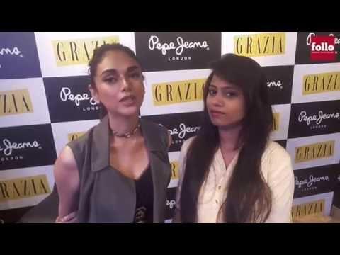 Watch Aditi Rao Hydari Reveal All Her Secrets Exclusively On Follo!