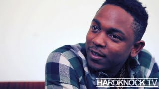 Kendrick Lamar talks Coming Up, New York, Jay Z, Writing Songs in Mom's Kitchen