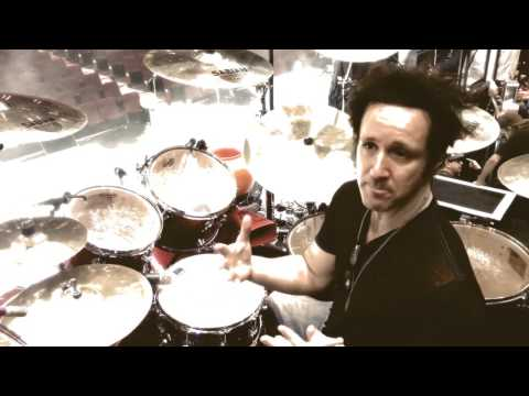 Glen Sobel- Double Triple Bass DRUM! Issue 246 lesson