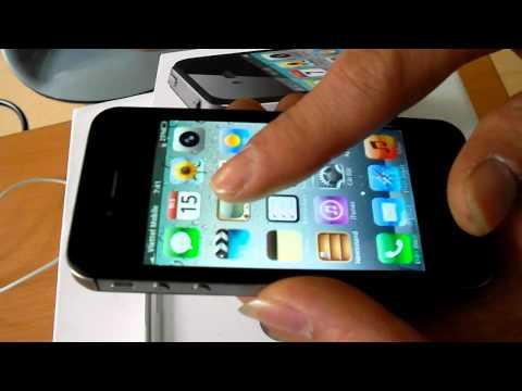 Iphone 4 Android của TSmobile, Iphone 4 android có 3G đầu tiên trên thế giới.