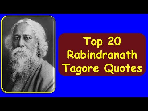 Quotes about friendship - Top 20 Rabindranath Tagore Quotes in English  Great Inspirational Quotes That Will Change Your Life