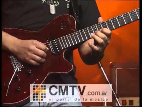 Jorge Rojas video Locura - CM Vivo Octubre 2005
