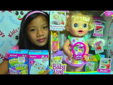 Baby Alive Doll Real Surprises Baby – Baby Doll Collection