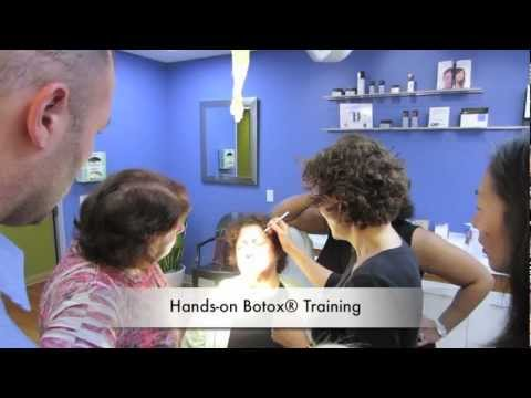 IAPAM Facial Aesthetics Training with Botox Training