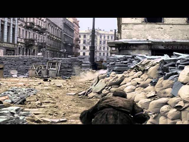 trailer Warsaw Uprising