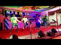 Dance of NSB JR COLLEGE TUMUDIBANDHA