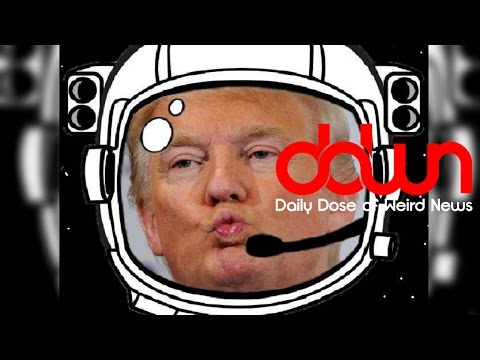 #DDWN: Mars by 2030! * Obama's Game of Thrones! * Trump flag causes ruckus! * And MORE!