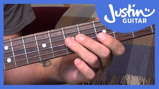 Blues Lick: Robben Ford Style (Guitar Lesson BL-507)