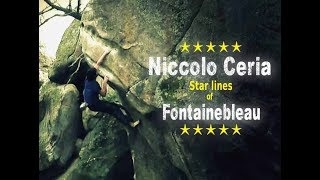 Niccolo Ceria - Star lines of Fontainebleau by Climb to Heaven