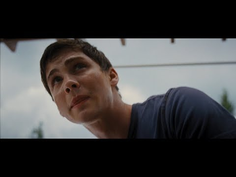 Percy Jackson: Sea of Monsters - Training Scene