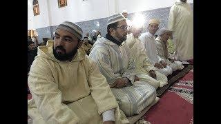 أمداح نبوية بزاوية الطريقة الصوفية العلوية المغربية