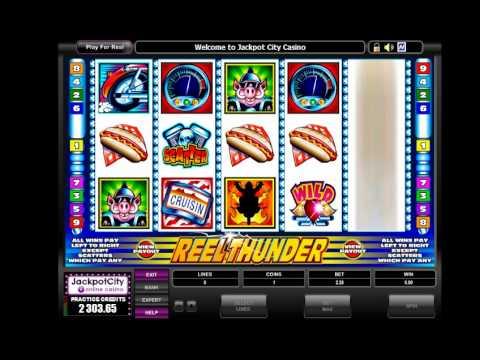 REEL THUNDER Slot Review