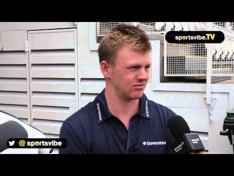 England Squad Secrets - Sam Robson