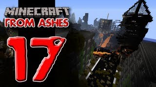 Minecraft From Ashes feat. Pause - EP17 - Mysterious Cave...