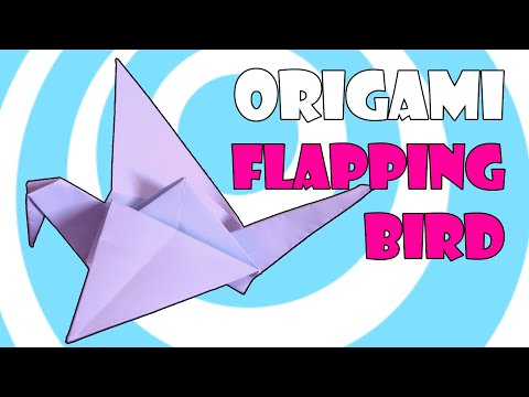 Bird Tutorial - 032 -- Flapping Bird