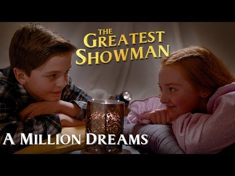 """The Greatest Showman Ensemble  """"A Million Dreams"""" Cover by Working with Lemons"""