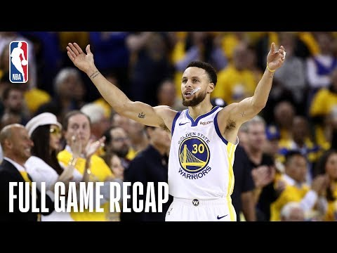 ROCKETS vs WARRIORS | Stephen Curry & Klay Thompson Combine For 52 Points | Game 5