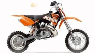 9. 2004 KTM SX 65 Features and Review
