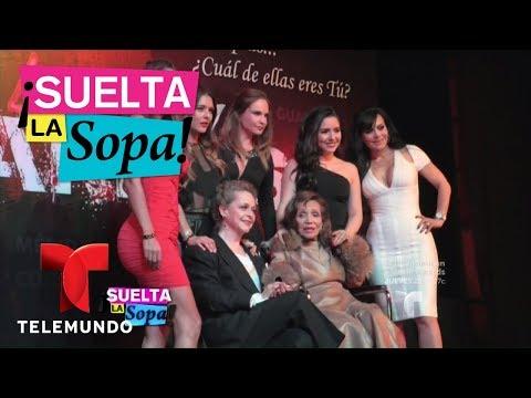 Notícias dos famosos - Maribel Guardia aclaró su pleito con Cynthia Klitbo  Suelta La Sopa  Entretenimiento