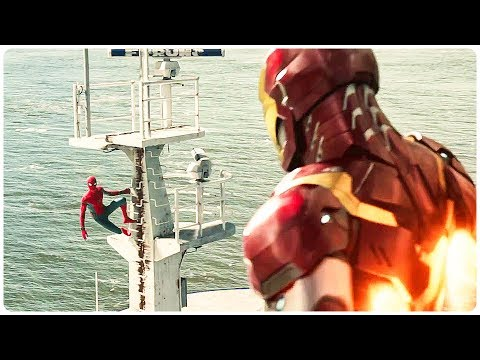 Spider Man Homecoming Trailer 3 (Extended) 2017 Tom Holland Superhero Movie HD