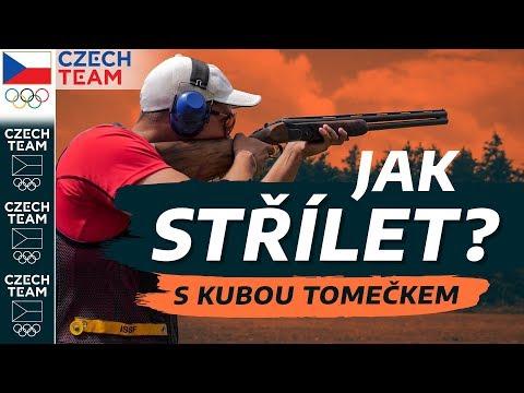 NOVÝ SERIÁL: Sportovní střelba s Kubou Tomečkem
