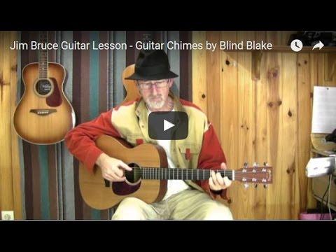 Acoustic Blues Guitar Lessons – Death Letter Riff – Acoustic Blues Guitar Lessons