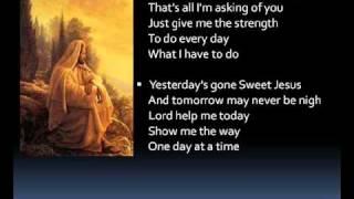 Video One day at a time (lyrics) MP3, 3GP, MP4, WEBM, AVI, FLV Agustus 2019