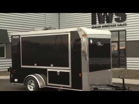 Ultimate Tailgating Trailer