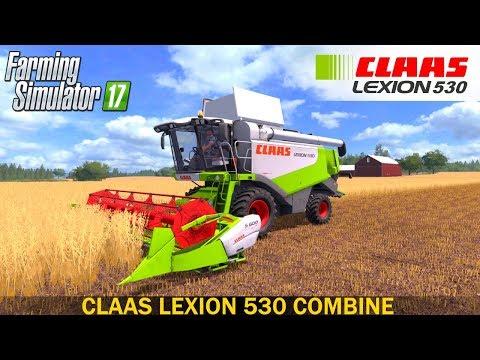 Claas Lexion 530 v1.0.0.0 (Alpha)