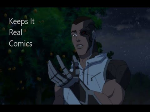 YOUNG JUSTICE OUTSIDERS S3 Ep10 & 11 (Review): The Pieces Are Coming Together Wonderfully