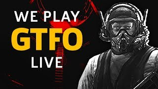 We Try To GTFO | GameSpot Live by GameSpot