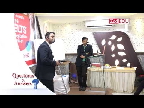 IELTS Orientation Seminar Episode 3